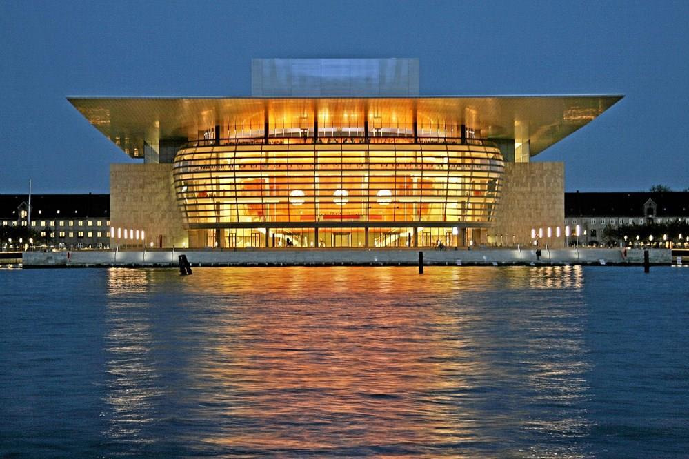 quat rosenberg Copenhagen Opera