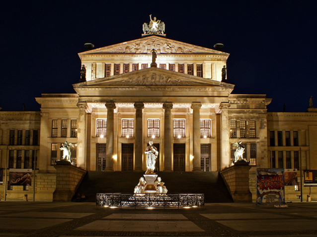 quat rosenberg German Opera
