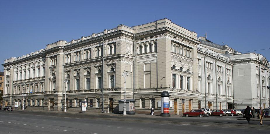 quat rosenberg Petersburg State Conservatory