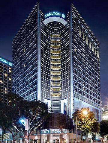 quat rosenberg cho carlton hotel