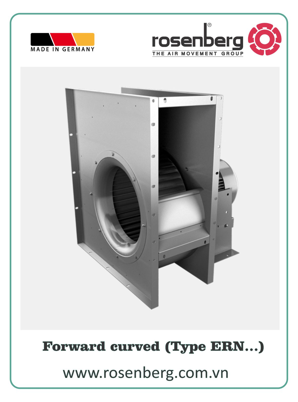 Ernd Rosenberg High Quality From Germany Centrifugal Fan Wiring Diagram Picture Of Fans